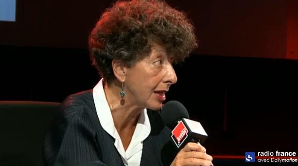 """Laurence Bloch, directrice de France Inter : """"Plus d'auditeurs à l'antenne (...) il faut que cette chaine soit joyeuse. Il faut de l'humour et de l'humeur (...) la radio visuelle dès lundi avec un contenu enrichi sur tous les écrans. C'est une 2ème façon de faire de la radio"""""""