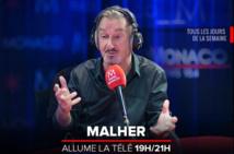 Malher fait également les belles heures de Radio Monaco depuis de nombreuses années