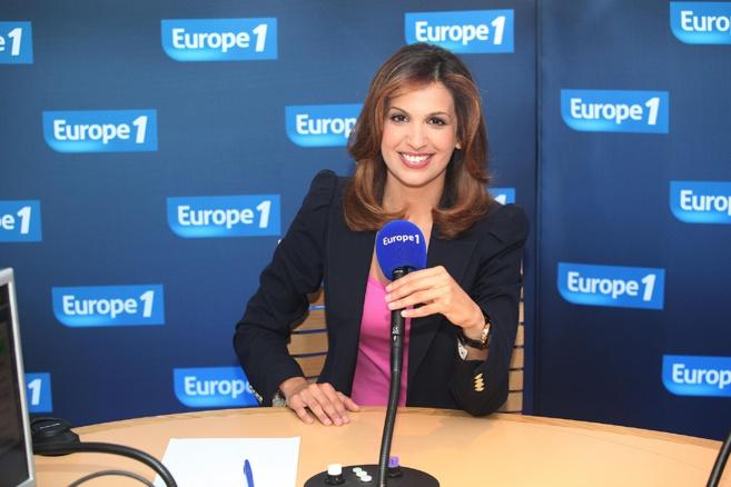 """Sonia Mabrouk présentera """"Le débat des grandes voix"""", ce samedi, de 12h45 à 14h © Capa"""