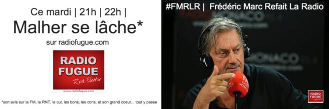 """Ils ont fait la radio"" sur Radio Fugue"