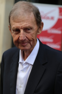 Étienne Mougeotte, le directeur de Radio Classique. Photo © Serge Surpin