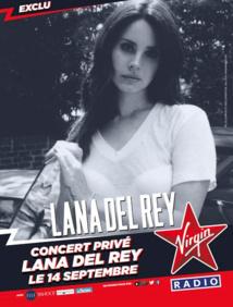 Lana Del Rey boycottée par Virgin Radio