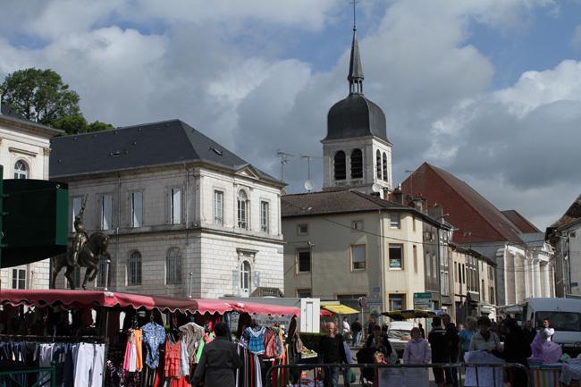 Vaucouleurs : son clocher, son marché et depuis un an... sa webradio