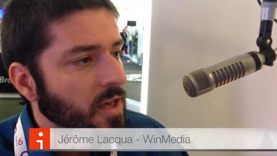 """Le dernier de la gamme WinMedia : le """"publish"""" qui permet de publier sur de multiple plateformes les informations diffusées à la radio"""