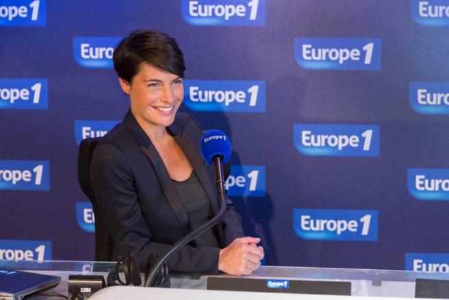 Alessandra Sublet bientôt sur Europe 1 © Wladimir Simitch