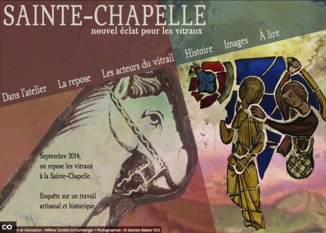 France Culture à la Sainte-Chapelle