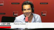 """Le 07-09 de Patrick Cohen est un laboratoire parfait, pour Christophe Israël. """"C'est un condensé de toutes les situations d'antenne."""""""