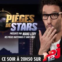 Ce soir, Manu Lévy sur NRJ 12