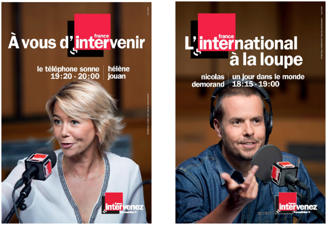 France Inter : une campagne qui INTERpelle
