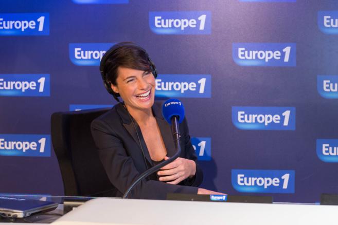 Europe 1 : première apparition à l'antenne pour Alessandra Sublet ce dimanche à 11h