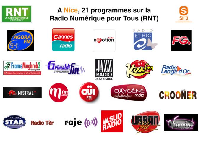 Déjà 98 radios sur la RNT française