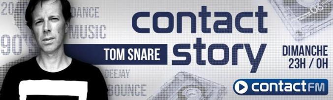 Contact Story avec Tom Snare