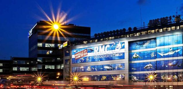 RMC en direct du Mondial de l'Auto