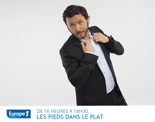Cyril Hanouna et  Jean-Luc Lemoine