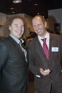 Xavier Filliol et Nicolas Moulard, experts de la Radio 2.0