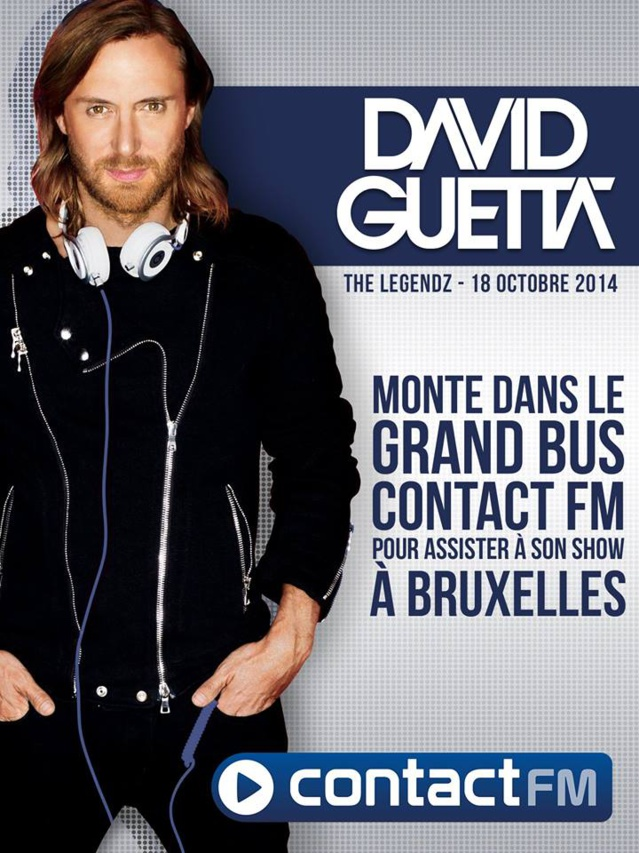 Dans le bus de Contact FM