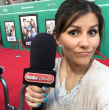 Candice anime les après-midi sur Radio Disney