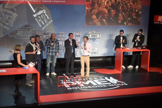 Cette année, Jean-Jacques Bourdin, Vincent Moscato ou encore Frank Lanoux constituaient notamment le jury