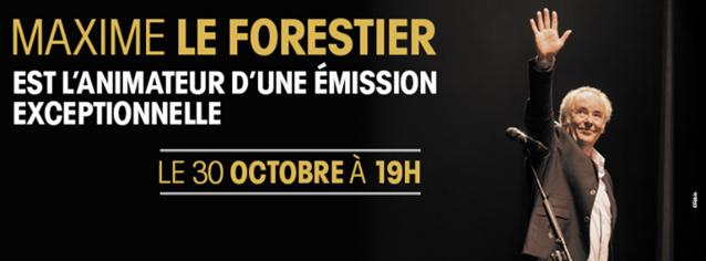 Maxime Le Forestier prend le micro de Nostalgie