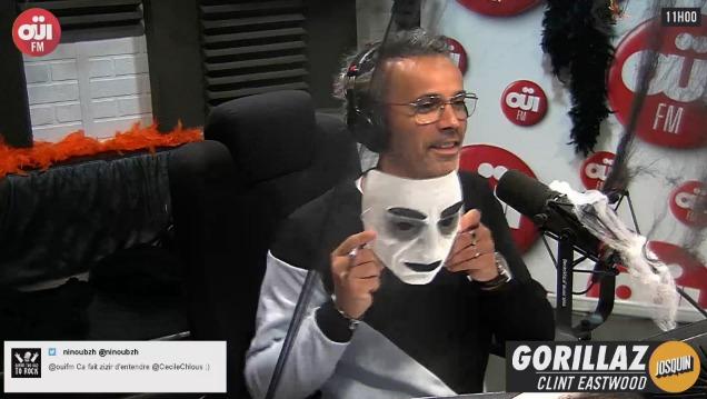 Journée spéciale Halloween sur Oui FM