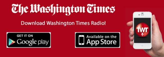 Washington Times Podcasts : radio or not radio ?