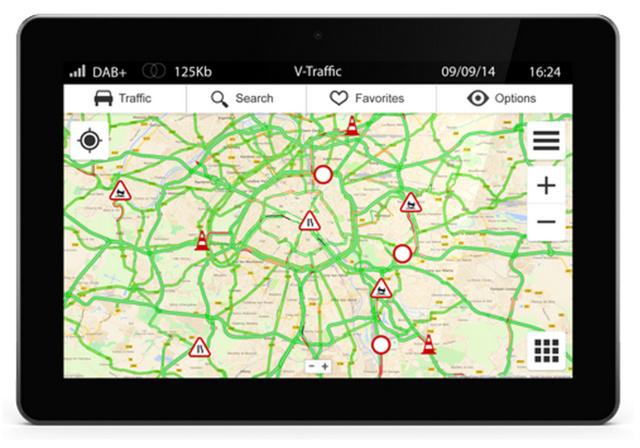 Mediamobile va expérimenter l'info trafic sur la RNT