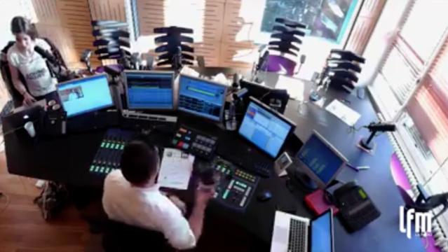 Une matinale désormais en live vidéo sur LFM