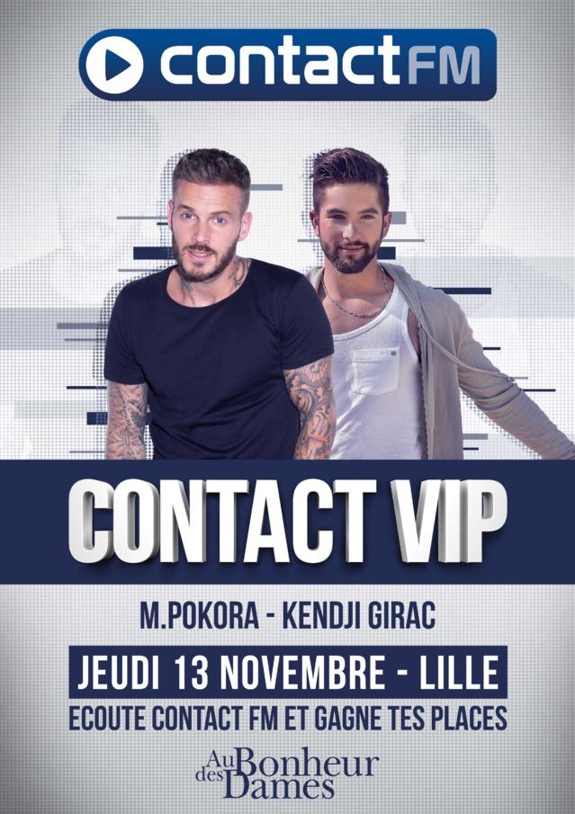 Contact FM organise un Contact VIP