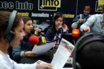 Jour J à la Maison de la radio