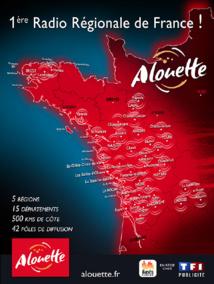 529 000 auditeurs pour Alouette