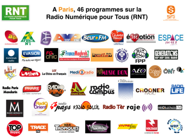 Dans quelques années, il faudra se souvenir des radios pionnières qui ont fait le choix de la RNT