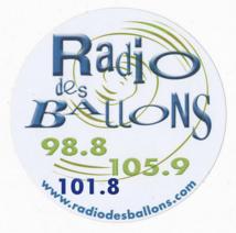 Radio des Ballons (Vosges) vandalisée