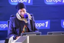 Kera Elhoumri vient de remporter la finale du casting Europe 1 / Cyril Hanouna © Marie Etchegoyen CAPA