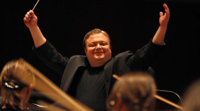 "Mikko Franck dirige César Franck et inaugure l'animation ""Expresso Concert"" - © Jean-François Leclercq"