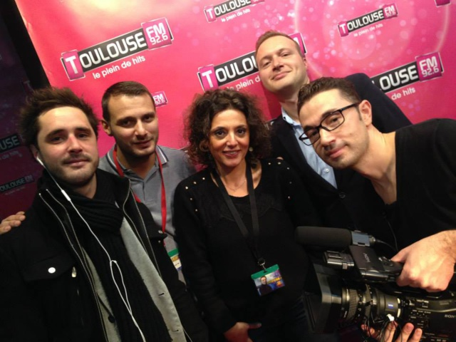 Toulouse FM au Toulouse Game Show