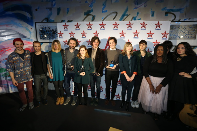 Des jeunes artistes plein d'avenir grâce notamment à Virgin Radio @JPP