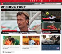 "RFI lance ""Afrique Foot"""