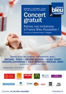 France Bleu Roussillon en concert