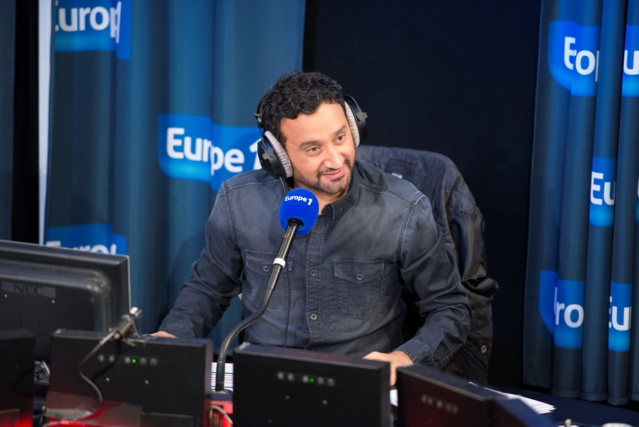 Cyril Hanouna soutient le Secours Populaire ©Julien Lutt - Capa Pictures