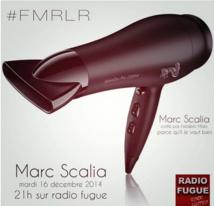 Faire gagner le sèche cheveux de Marc Scalia, un petit plaisir coupable mais tellement sympatoche.