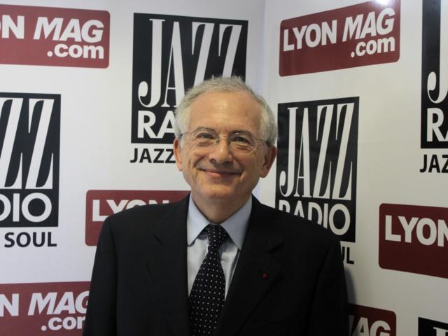 Olivier Schrameck, président du CSA, ce matin sur Jazz Radio