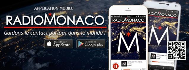 7 150 téléchargements pour l'application de Radio Monaco