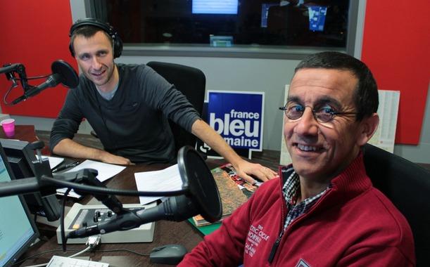Tous les matins de la semaine à 07h55, Paulo réveille avec humour les auditeurs de France Bleu Maine