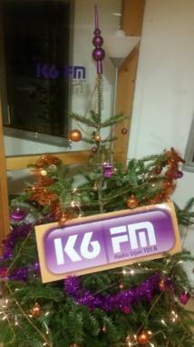 Des fréquences sous le sapin de Noël de K6FM ?