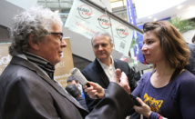 Des interviews réalisées dans les allées du Salon de la Radio durant trois jours