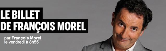François Morel fait revenir les contestataires à France Inter