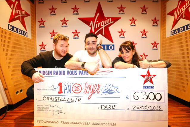 A 6h20, Christelle d'Eure-et-Loir a gagné 6 300 euros