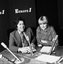 Philippe et Maryse Gildas - Photo d'archives - Europe 1 - Droits Réservés