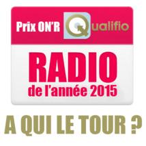 Salon de la Radio : les nommés des Prix ON'R QUALIFIO