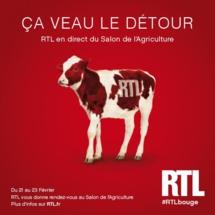 """RTL : ça """"veau"""" le détour"""